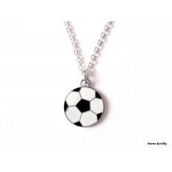 Řetízek s fotbalovým míčem