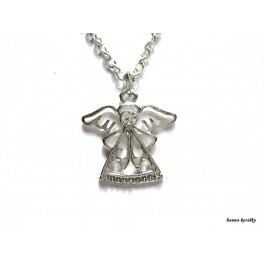 Náhrdelník řetízek - anděl