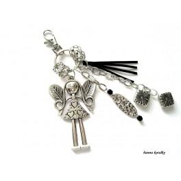 Přívěsek na kabelku - klíče 7.