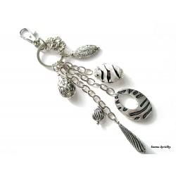 Přívěsek na kabelku - klíče 2.