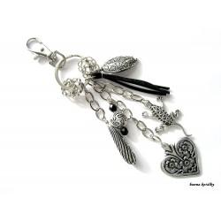 Přívěsek na kabelku - klíče 4.