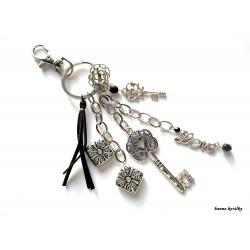 Přívěsek na kabelku - klíče 11.