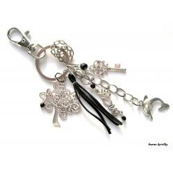 Přívěsek na kabelku - klíče 12.