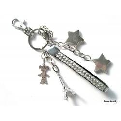 Přívěsek na kabelku - klíče 17.